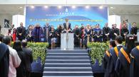 HKUST Holds 22nd Congregation Conferring Honorary Doctorates on Five Distinguished Academics and Community Leaders