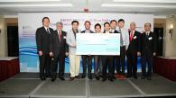 HKUST 2013 One Million Dollar Entrepreneurship Competition Fosters Entrepreneurial Spirit