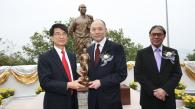 HKUST Names Sports Center After Late Mr Henry Fok Ying Tung