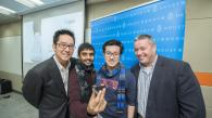 HKUST Students Win Healthcare Designathon AIA Group Sees Market Potential Of The Winning Product